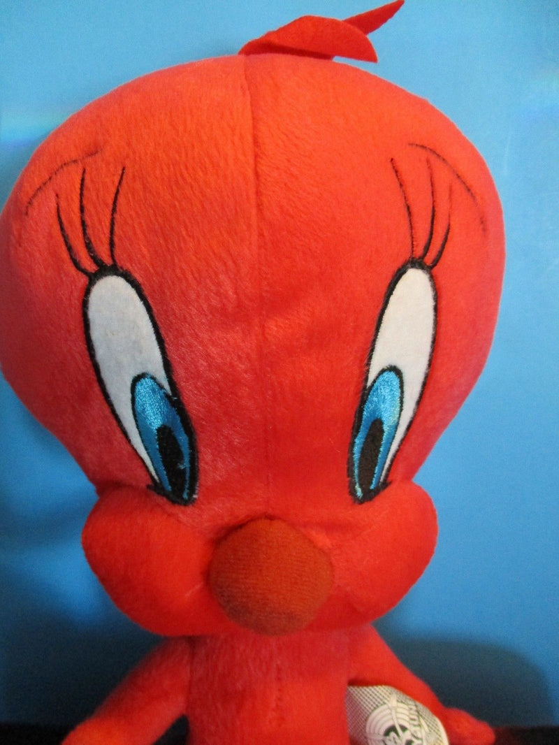 Sugar Loaf Red Tweety Bird Plush