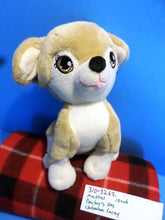 Mattel Barbie's Dog Tan Chihuahua Lacey Plush