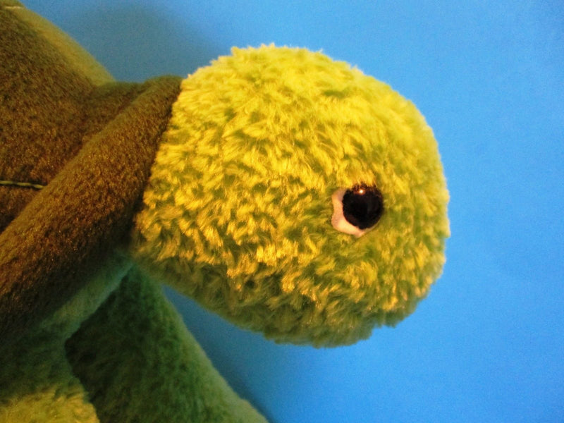 Bestever Funny Feet Shelly Adventures Green Turtle Beanbag Plush