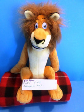 Kohl's DreamWorks Madagascar Alex the Lion Plush
