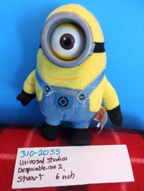 Thinkway Toys Despicable Me 2 Minion Stuart Plush