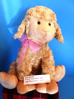 Animal Adventure Large Brown Lamb 2015 Plush