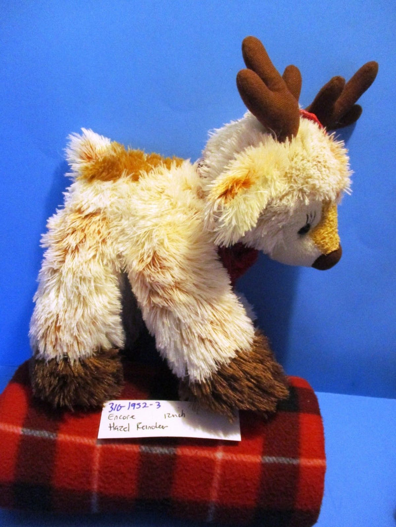 Encore Group Hazel the Reindeer 2004 Plush