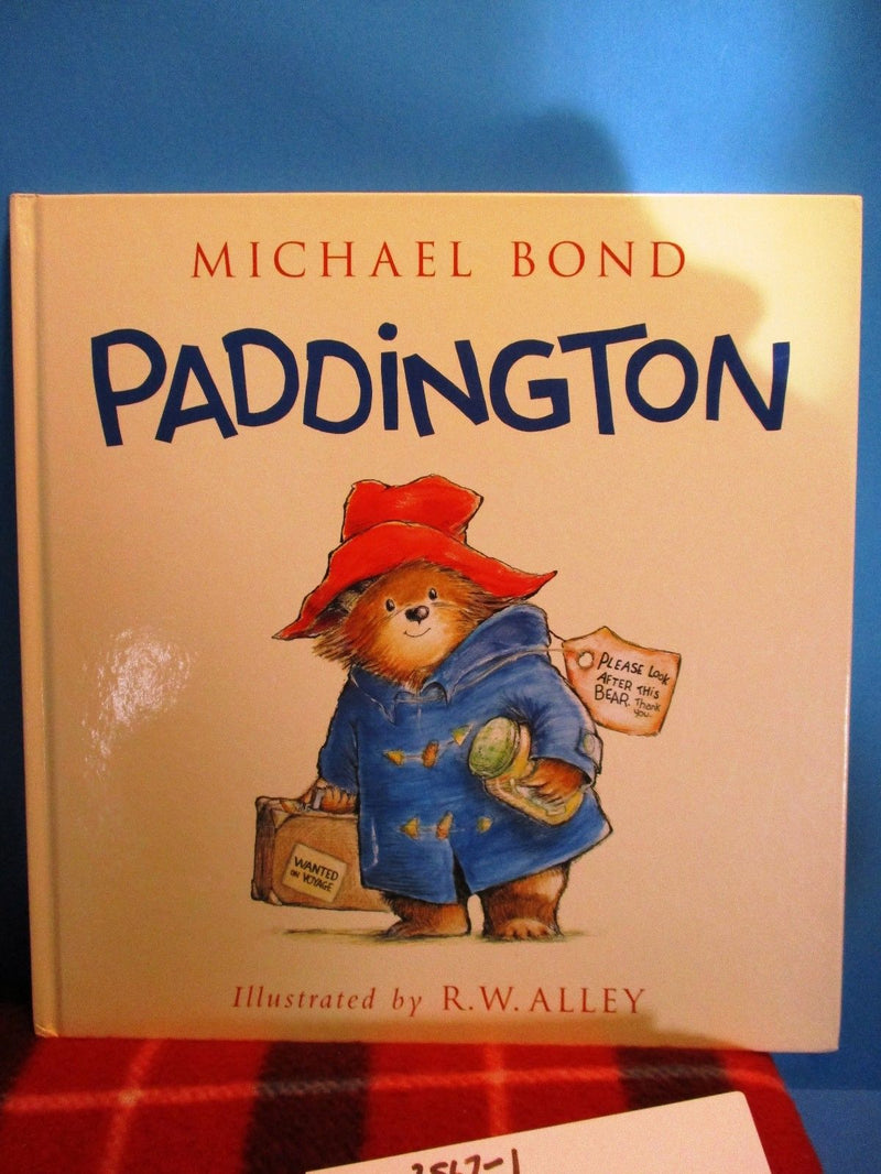 Kohl's Cares Yottoy Paddington 2006 Plush and Book