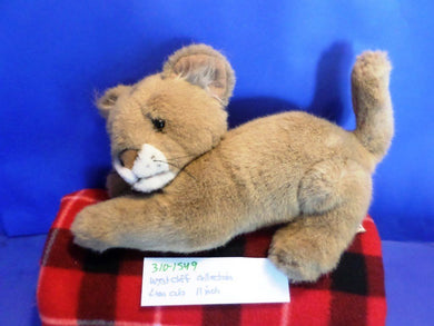 Westcliff Lion Cub plush(310-1549)