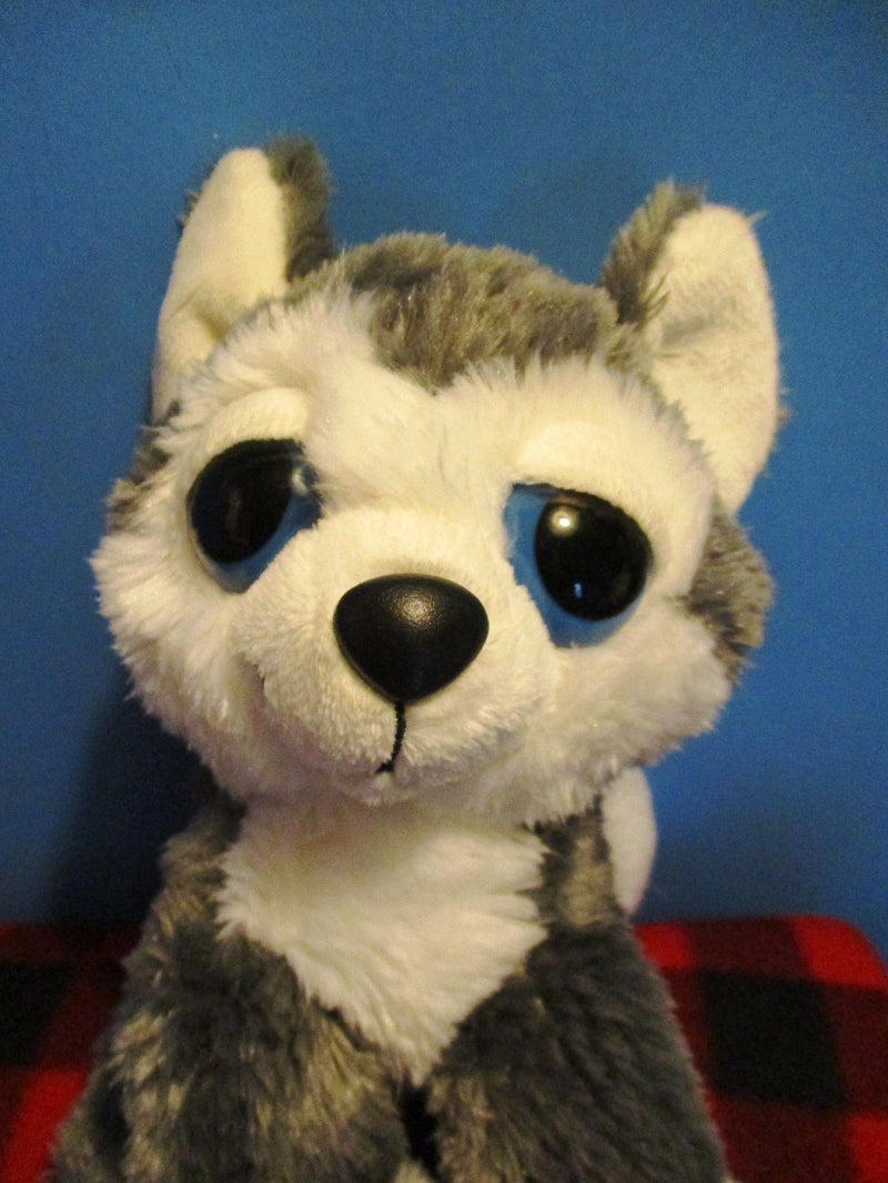 Aurora Dreamy Eyes Husky Beanbag Plush