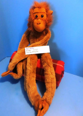Fiesta Long Legged Hugging Orangutan plush(310-2274)