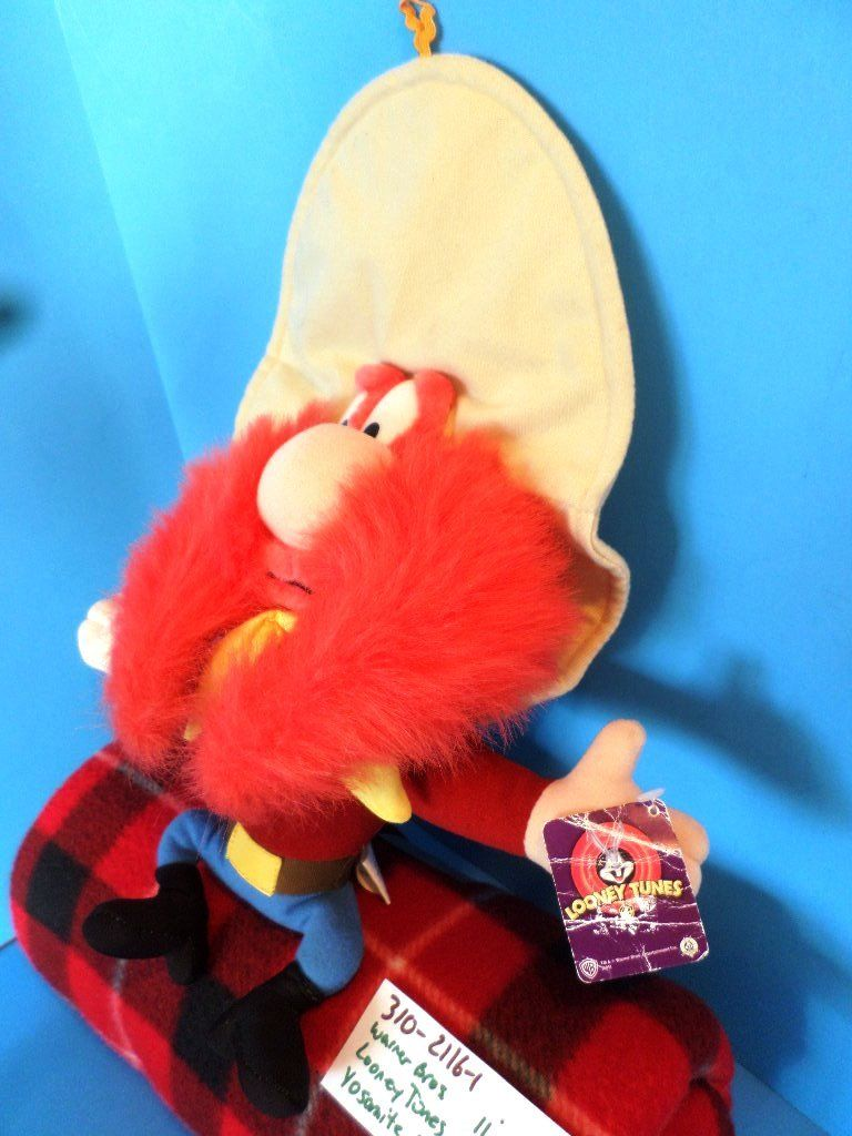Nanco Looney Tunes Yosemite Sam Plush