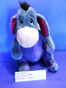 The Disney Store Eeyore plush(310-1053)