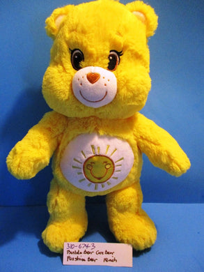 Build-a-Bear Care Bears Funshine Bear plush(310-674-3)
