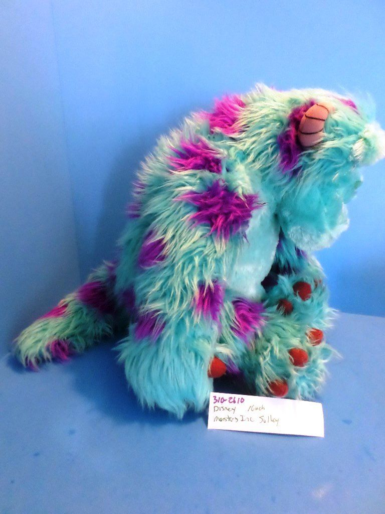 Just Play Disney Pixar Monsters Inc Sulley Plush