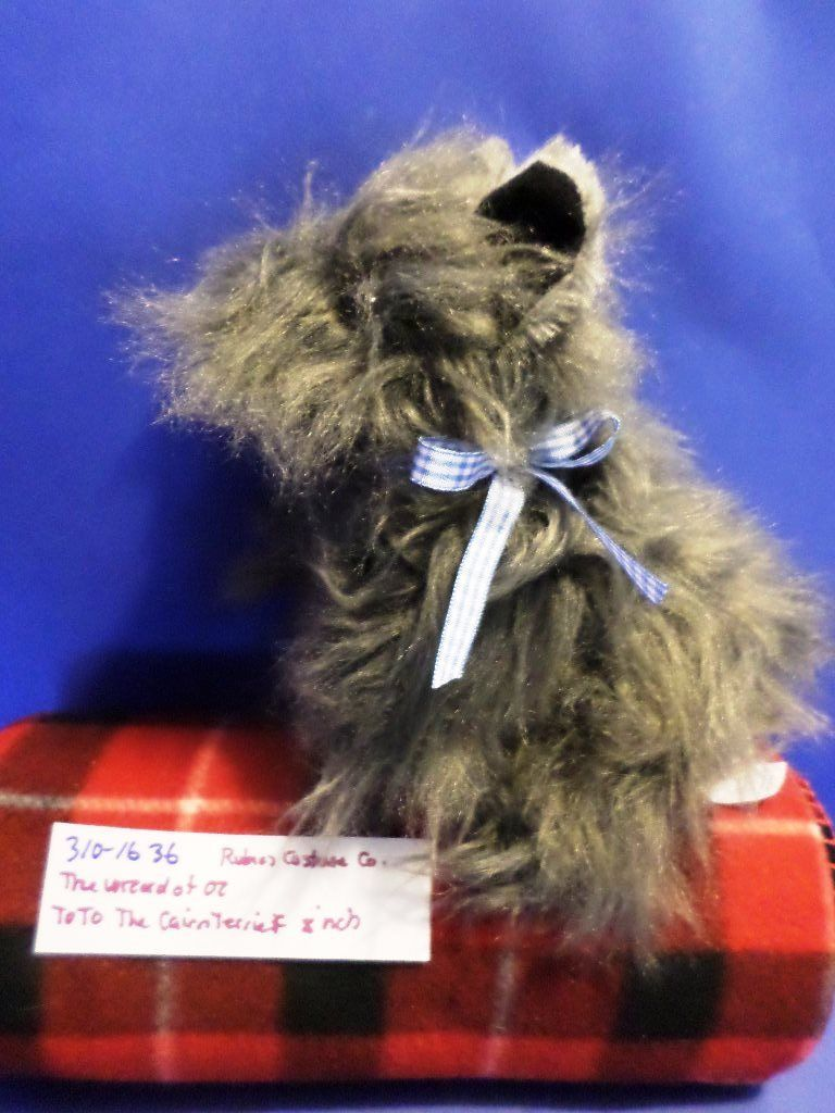 Rubies Costume Wizard of Oz Toto Plush