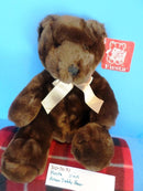 Fiesta Brown Teddy Bear Plush