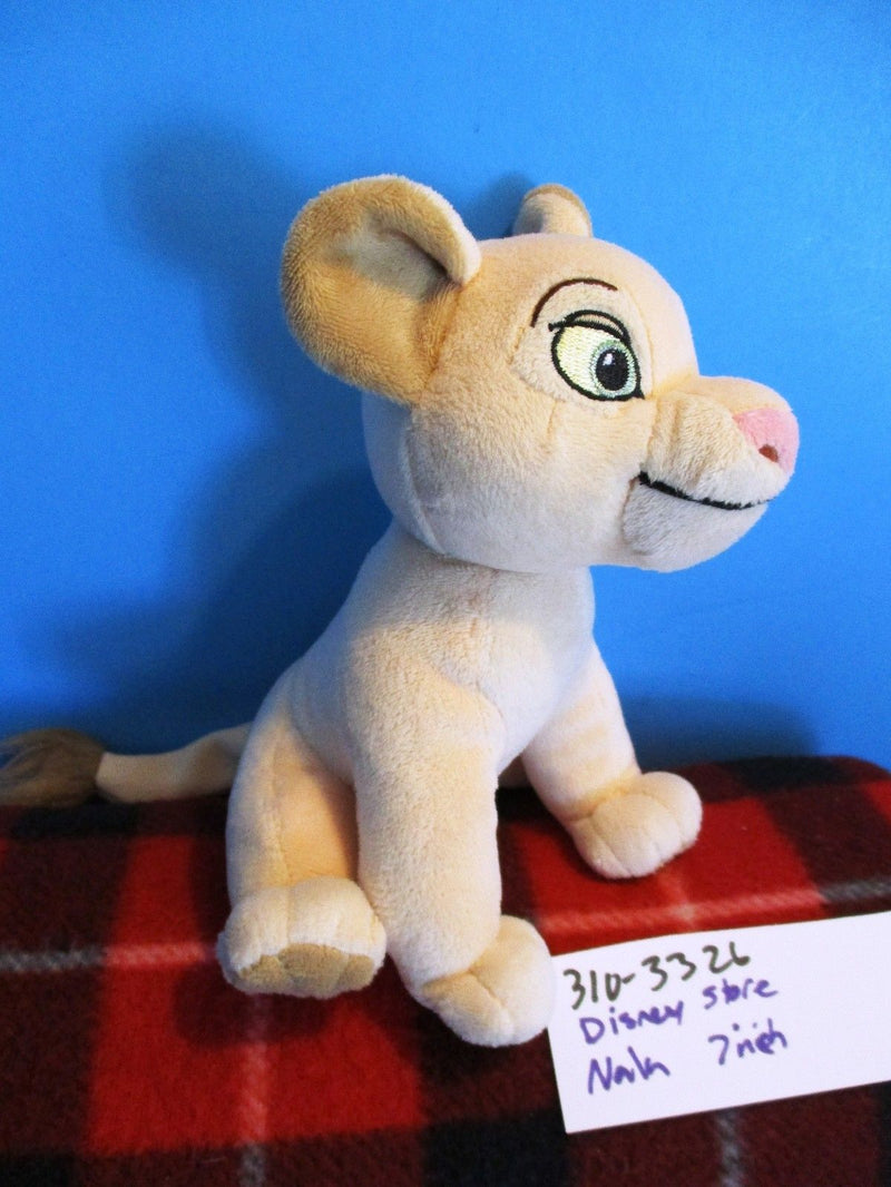 Disney Store Lion King Nala Beanbag Plush