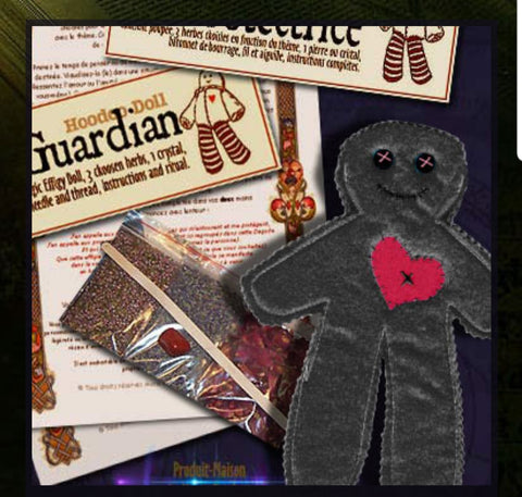 Voodoo Doll - The Guardian