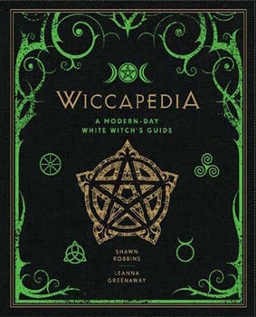 Wiccapedia (Hardcover) A Modern-Day White Witch's Guide