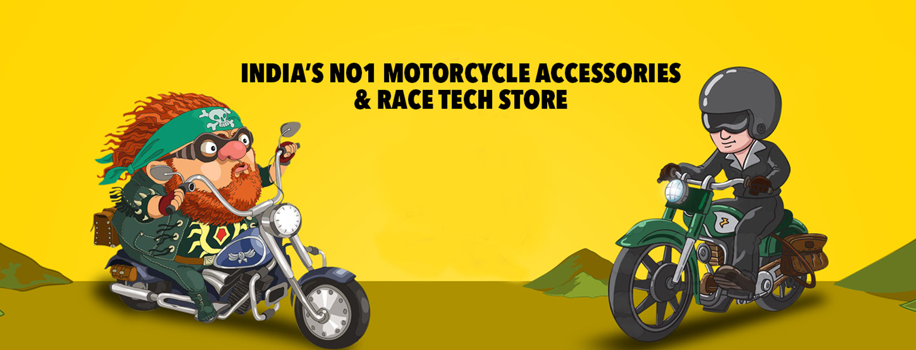 Motorcycle Accessories And Race Tech Store In India Bandidos Pitstop Diagram Royal Enfield Electra Wiring Addition Bullet