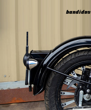Short Antenna For  Motorcycle