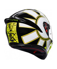 AGV K-1 Gothic 46 Full Face Helmet for Motorcycle riders