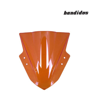 Pro Shield Visor For KAWASAKI NINJA 300 in orange