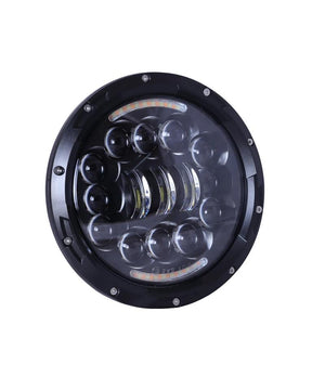 Spitfire 7 Inch Moon Top Headlight
