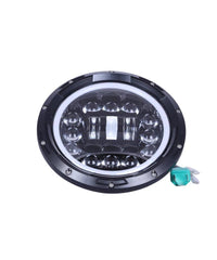 Raceby 7 Inch 15 LED With Ring  Headlight