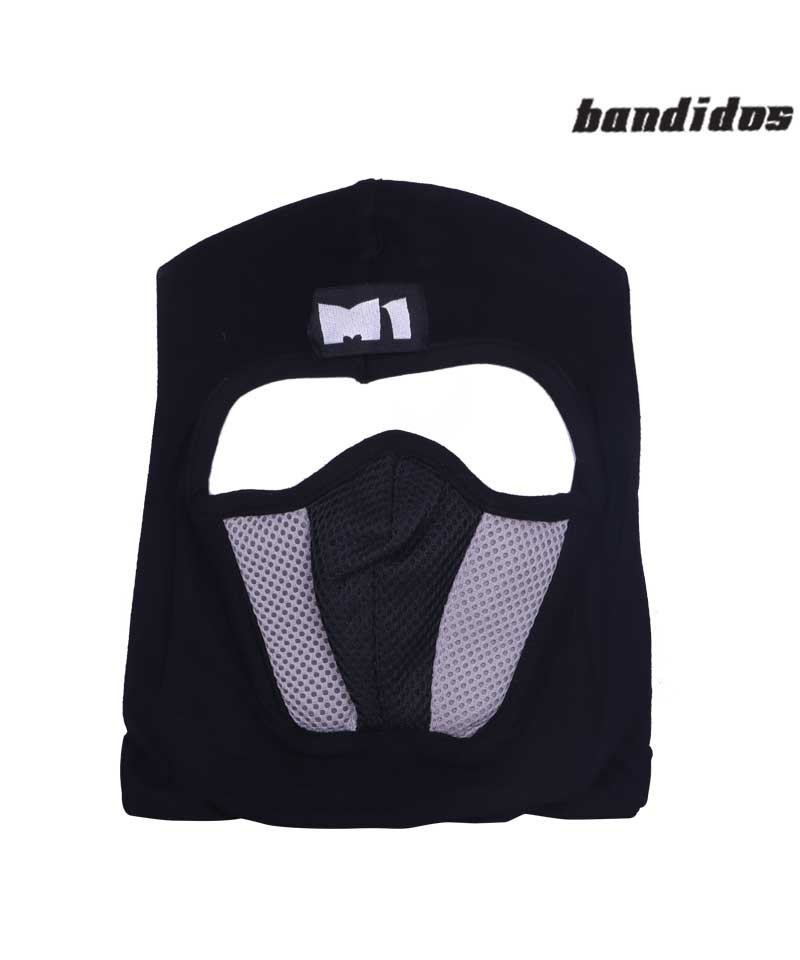M1  Grey Face Mask