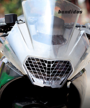 Retro Headlight  Grill For KTM RC 200 and 390