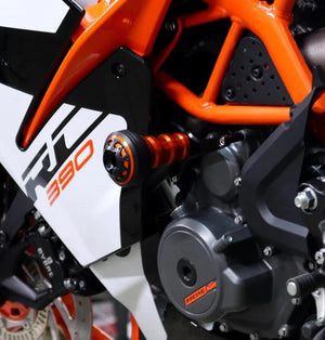 Frame Sliders for KTM RC