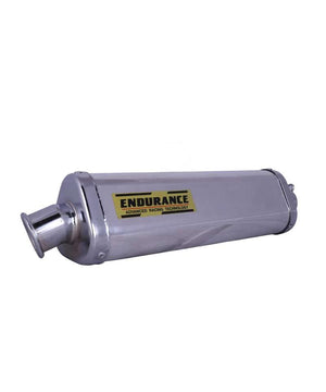 Endurance Triangular Free Flow Exhausts and Silencers