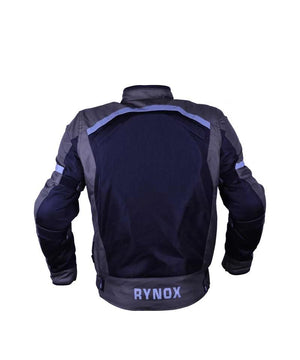 Rynox Urban Battle Green Motorcycle riding Jacket