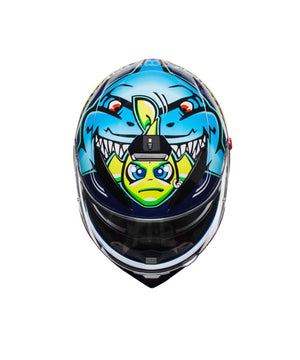AGV K3 SV  ROSSI MISANO  Full Face  Helmet for motorcycle riders