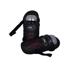 Pro knee pad Black and Red