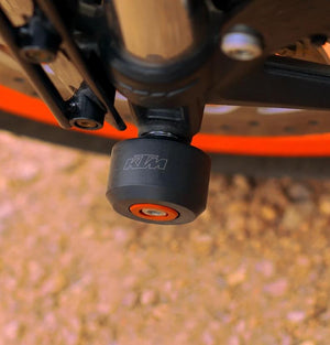 KTM Wheel Sliders