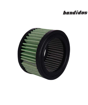 Green Air Filter for Royal Enfield