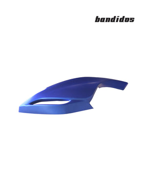 Dark Knight Wind Screen Fairing For Yamaha  R15 V3-Matte Blue