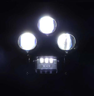 7 Inch EVO 4 LED With Ring Headlight