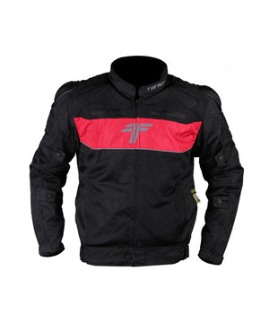 Tarmac One III Motorcycle Riding Jacket Red