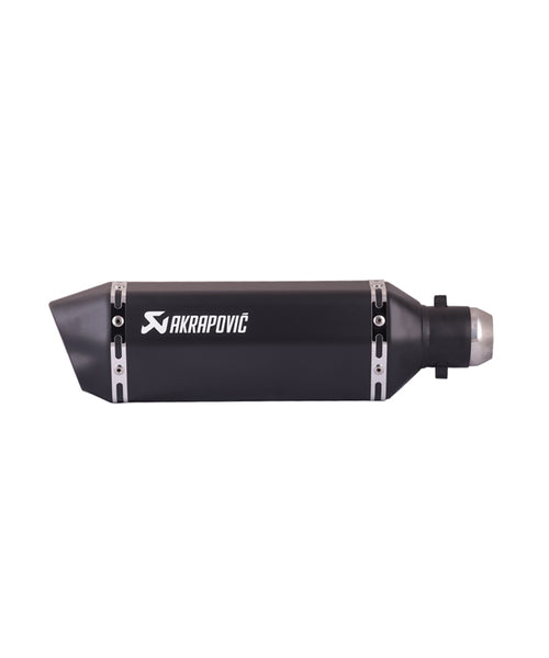 Akrapovk Twin Tip Exhaust for motorcycles