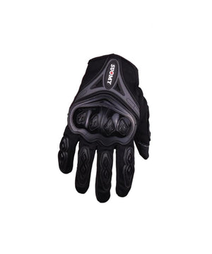 Suomy SU10 Motorcycle riding gloves front view