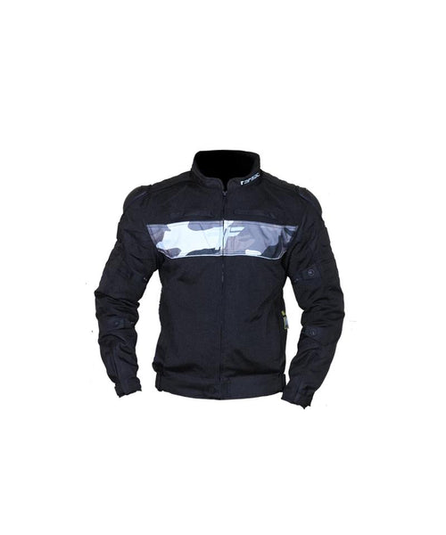 Tarmac One III Motorcycle Riding Jacket Camo
