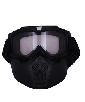 Goggles with Mask Normal Visor