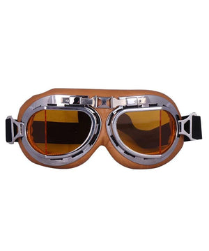 Vintage Goggles Yellow Shade