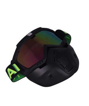 MOTSAI Goggles With Mask