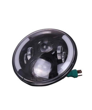 Mad Dog Headlight With Indicator HR 60 for Motorcycles and Off Road Jeeps