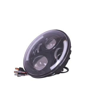 7 Inch Moonlight Side Park headlight for Royal Enfield
