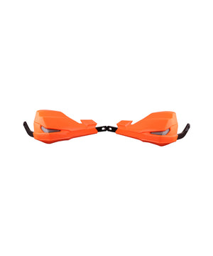 MX Premium Hand guard with Turn Signal light for Motorcycle-Orange