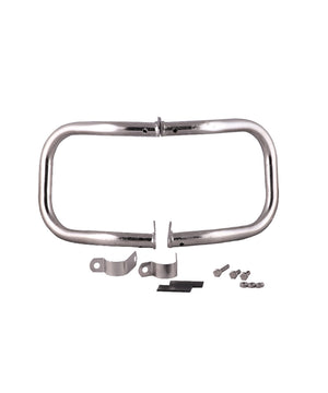 Stainless Steel Chrome Custodians Crash Guard for JAWA Motorcycle