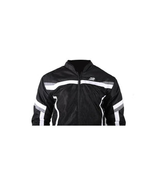 Moto Wear Air Master Perforated Textile Jacket-Black and White