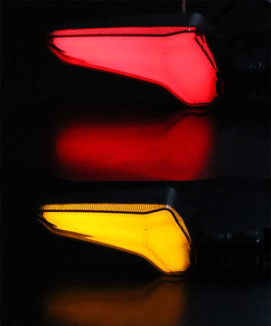 Archer DRL Indicators Red and Orange